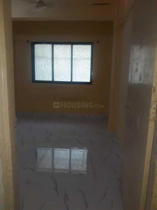 Bedroom Image of 760 Sq.ft 1 BHK Apartment for rent in Airoli for 17000