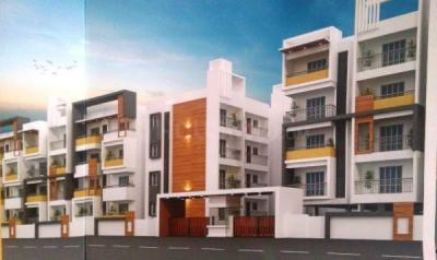 Gallery Cover Image of 1568 Sq.ft 3 BHK Apartment for buy in Hennur for 7100000