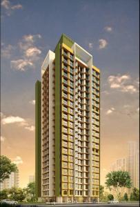 Gallery Cover Image of 405 Sq.ft 1 BHK Apartment for buy in Adityaraj Avenue, Vikhroli East for 7700000