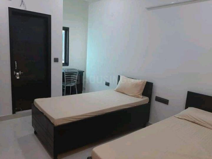 सेक्टर 34 में पीजी 34 सेक्टर 34 के बेडरूम की तस्वीर
