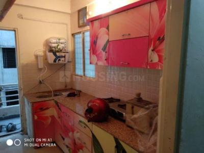 Gallery Cover Image of 605 Sq.ft 1 BHK Apartment for buy in Krishna Triveni Heights, Karond for 1600000