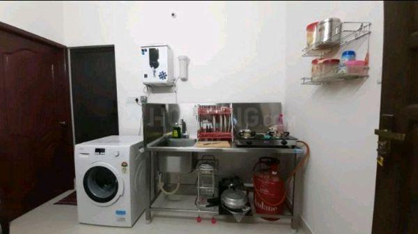 Kitchen Image of Feel At Home in Perumbakkam