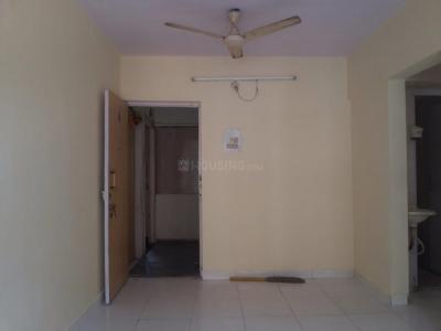 Gallery Cover Image of 650 Sq.ft 1 BHK Apartment for rent in Kopar Khairane for 17500