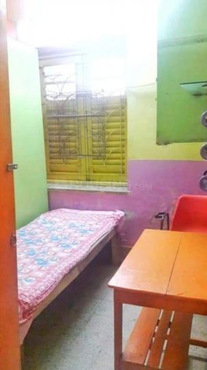 टोल्ल्यगूंगे में कोलकाता पीजी के बेडरूम की तस्वीर