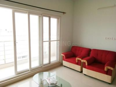 Gallery Cover Image of 1600 Sq.ft 3 BHK Apartment for rent in Mahadevapura for 42000