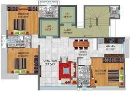 Gallery Cover Image of 1520 Sq.ft 3 BHK Apartment for buy in Paradigm Vogue, Santacruz West for 60000000