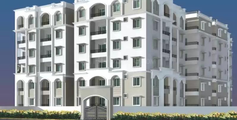 Building Image of 1450 Sq.ft 3 BHK Apartment for buy in Asif Nagar for 8575000