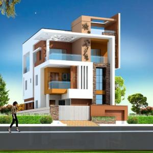 Gallery Cover Image of 3580 Sq.ft 6 BHK Villa for buy in Pragathi Nagar for 20000000