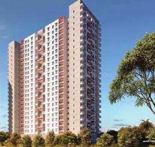 Gallery Cover Image of 615 Sq.ft 1 BHK Apartment for buy in Hinjewadi for 3651000