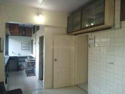 Gallery Cover Image of 600 Sq.ft 2 BHK Apartment for rent in Thane West for 23000