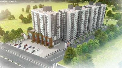 Gallery Cover Image of 610 Sq.ft 1 BHK Apartment for buy in Handewadi for 2650000