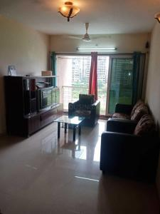 Gallery Cover Image of 1120 Sq.ft 2 BHK Apartment for rent in Kharghar for 21500