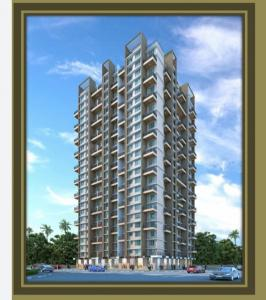 Gallery Cover Image of 671 Sq.ft 1 BHK Apartment for buy in Thakurli for 4498000