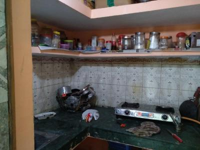 Kitchen Image of Krishna PG in Tilak Nagar