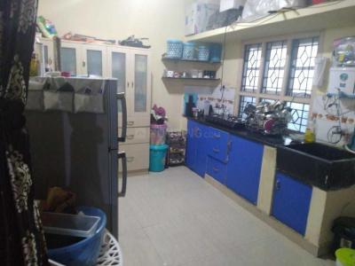 Kitchen Image of Raj PG in Bennigana Halli