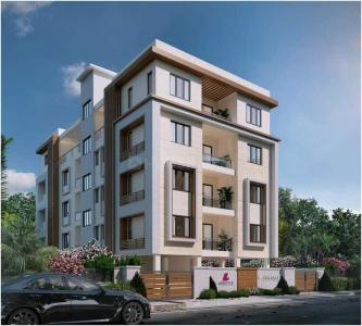 Gallery Cover Image of 1636 Sq.ft 3 BHK Apartment for buy in Ekkatuthangal for 15300000