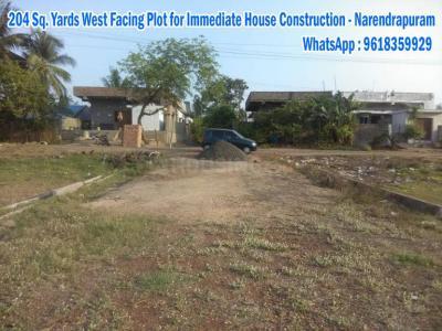 102 Sq.ft Residential Plot for Sale in Kolamuru, Rajahmundry