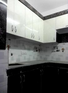 Kitchen Image of 1125 Sq.ft 3 BHK Independent Floor for rent in Vikaspuri for 29000