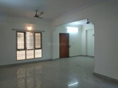 Gallery Cover Image of 1350 Sq.ft 3 BHK Apartment for rent in Deepicas Residency, C V Raman Nagar for 29000