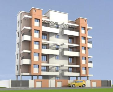 Gallery Cover Image of 696 Sq.ft 1 BHK Apartment for buy in Rahatani for 4100000