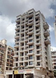 Gallery Cover Image of 615 Sq.ft 1 BHK Apartment for rent in Ulwe for 7000