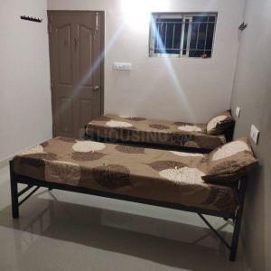 बोम्मनहल्ली में चांसेरी विंटेज कंफर्ट्स में बेडरूम की तस्वीर