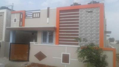 Gallery Cover Image of 950 Sq.ft 2 BHK Villa for buy in Vellalore for 2600000