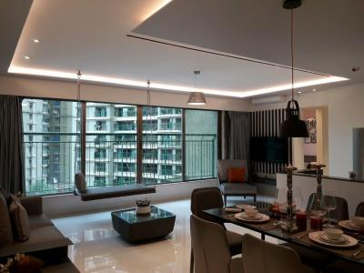 Gallery Cover Image of 1647 Sq.ft 3 BHK Apartment for buy in Thane West for 21200000
