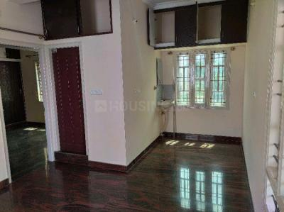 Gallery Cover Image of 750 Sq.ft 1 BHK Independent House for rent in Kaggadasapura for 13000