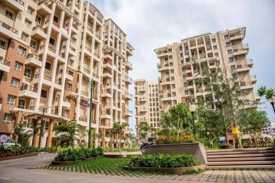 Gallery Cover Image of 1080 Sq.ft 2 BHK Apartment for buy in Wagholi for 4860000