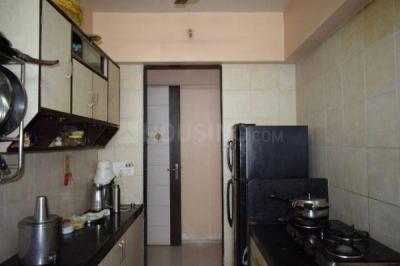 Kitchen Image of Ajmera Pristine in Borivali West