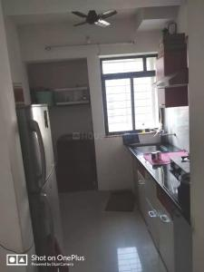 Gallery Cover Image of 745 Sq.ft 2 BHK Apartment for rent in Puraniks Hometown 1, Kasarvadavali, Thane West for 20000