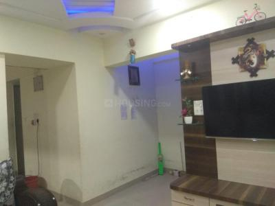 Gallery Cover Image of 600 Sq.ft 1 BHK Apartment for buy in Ganesh Nakshatram, Dhayari for 3400000