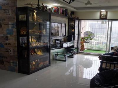 Gallery Cover Image of 1030 Sq.ft 2 BHK Apartment for buy in Bandra East for 23000000