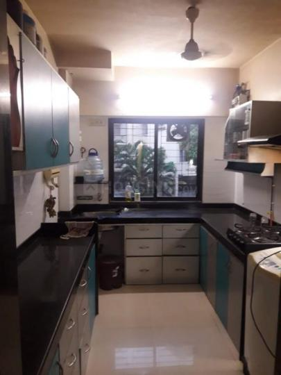Kitchen Image of 950 Sq.ft 2 BHK Apartment for rent in Andheri West for 60000