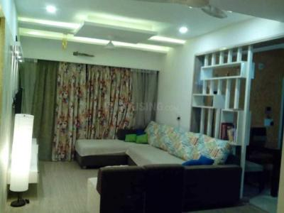 Gallery Cover Image of 1665 Sq.ft 3 BHK Apartment for rent in Memnagar for 40000