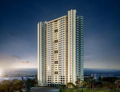 Gallery Cover Image of 695 Sq.ft 1 BHK Apartment for buy in Thane West for 5400000