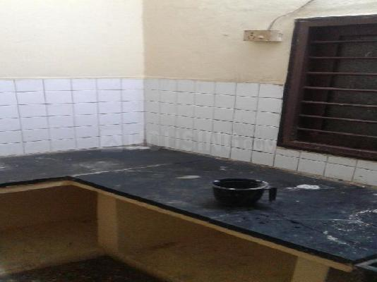 Kitchen Image of 1200 Sq.ft 3 BHK Independent House for rent in Balaji Nagar for 20000