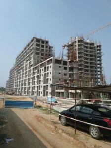 Gallery Cover Image of 607 Sq.ft 1 BHK Apartment for buy in Nebula Aavaas, Nizampet for 3000000