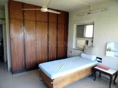 Gallery Cover Image of 360 Sq.ft 1 RK Apartment for rent in Juhu for 21000