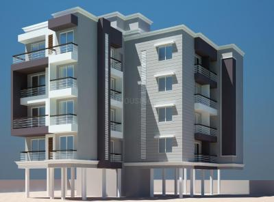Gallery Cover Image of 630 Sq.ft 1 BHK Apartment for buy in Kalyan West for 3659760