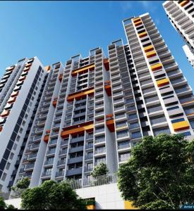 Gallery Cover Image of 550 Sq.ft 1 BHK Apartment for buy in Shapoorji Pallonji Joyville Virar Phase 3, Virar West for 4400000