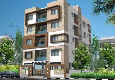 Gallery Cover Image of 1350 Sq.ft 3 BHK Apartment for buy in Kudlu for 4800000