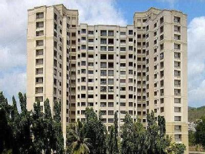 Gallery Cover Image of 1150 Sq.ft 3 BHK Apartment for buy in Thane West for 14500000