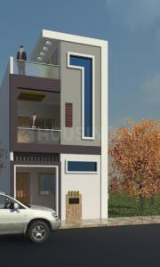 Gallery Cover Image of 800 Sq.ft 2 BHK Independent House for buy in Vaishali Nagar for 7000000