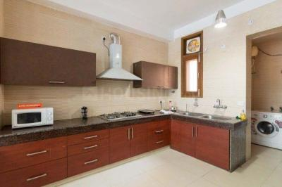 Kitchen Image of Paradise Resort Look Apartments in Sector 23A