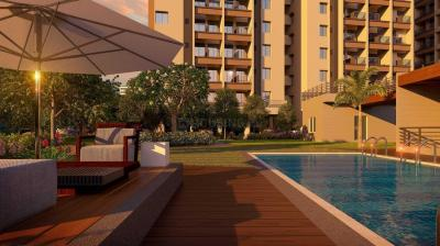 Gallery Cover Image of 1052 Sq.ft 2 BHK Apartment for buy in Dhanori for 5500000