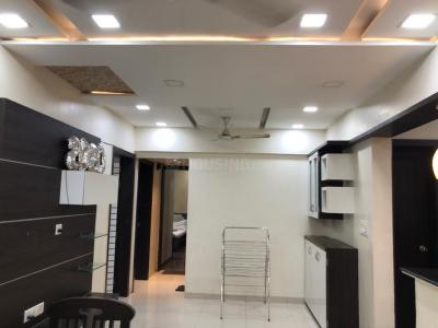 Gallery Cover Image of 1000 Sq.ft 2 BHK Apartment for rent in Ganraj Heights, Wadgaon Sheri for 25000