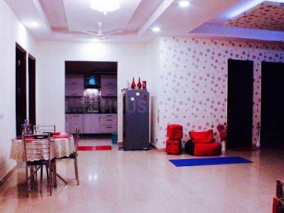 Gallery Cover Image of 1800 Sq.ft 3 BHK Independent Floor for rent in Malviya Nagar for 50000