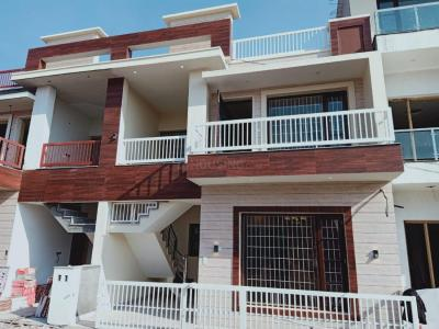 Gallery Cover Image of 1500 Sq.ft 3 BHK Independent House for buy in Kharar for 5690000